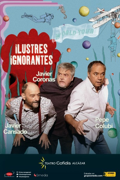 Ilustres Ignorantes 6ªTemporada